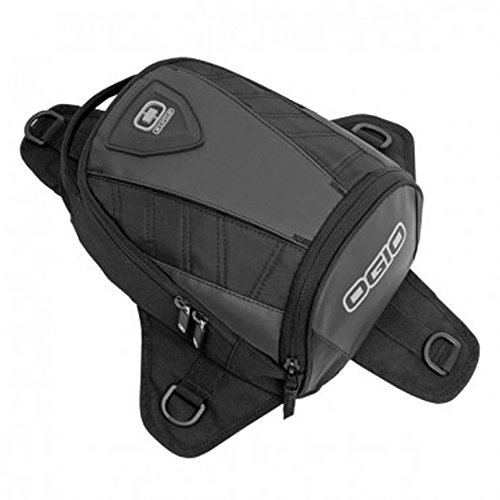 OGIO Super Mini Tanker Outdoor Moto-Street Bag - Stealth / 11