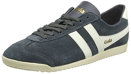 Gola Women's Bullet Suede Trainers, Grey (Graphite/Off White Xg), 7 UK 40 ()