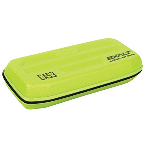 (Exalt Paintball Carbon Series Barrel Case - Lime)
