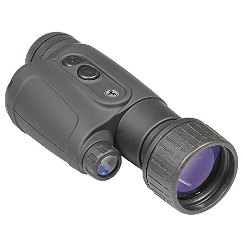 Range Plastic Infrared (Firefield 5x50 Nightfall 2 Night Vision Monocular)