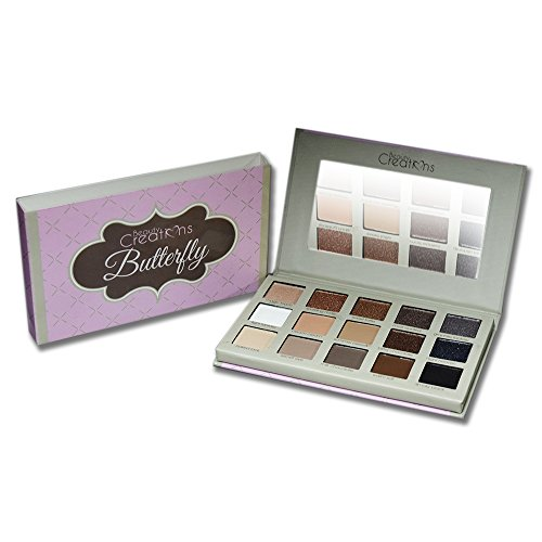 Beauty Creations Butterfly & Irresistible Eyeshadow Palette (Butterfly)