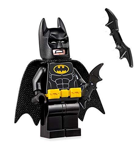 The LEGO Batman Movie Minifigure - Batman with Utility Belt (Limited Edition Foil Pack) 211701]()