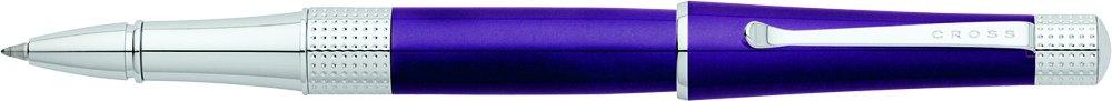 Cross Beverly Deep Purple Lacquer Rollerball Pen