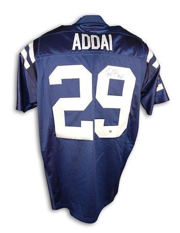 Joseph Addai Nfl Jersey - Joseph Addai Autographed Jersey - Autographed NFL Jerseys