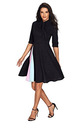 80s mini dress - 3
