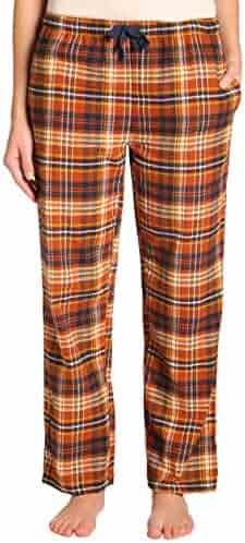 4926acc5bd EVERDREAM Sleepwear Womens Flannel Pajama Pants