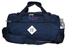 """Designed for United Airlines as Personal Item Under Seat Size: 17"""" x 10"""" x 9"""" which is a """"free carry on for boarding group 5"""". iPad sleeve bag, charger pocket, pocket for accessories Friendly Reminder: Please Do NOT Pack Too Much. Or It may c..."""