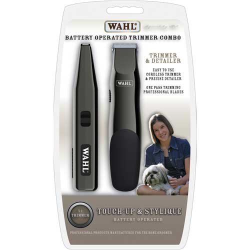 Wahl 9990 and Stylique Trimmer Combo Kit, My Pet Supplies