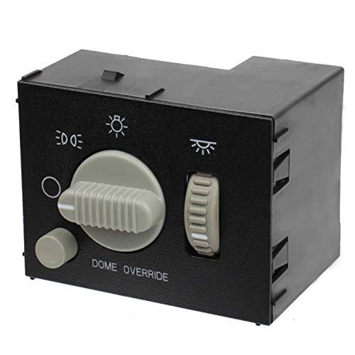 Headlight Switch for 99-02 Chevy Silverado,Chevy Suburban, GMC Sierra, GMC, OE 15755595 D1534G DS-968,15755595 D1534G DS-968