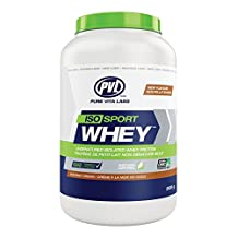 PVL Essentials Iso Sport Whey Coconut Cream, 908 g