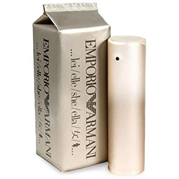 a9bbc31c0a Emporio Armani Lei-Elle-She-Ella Eau De Perfume Spray 100ml: Amazon.co.uk:  Beauty