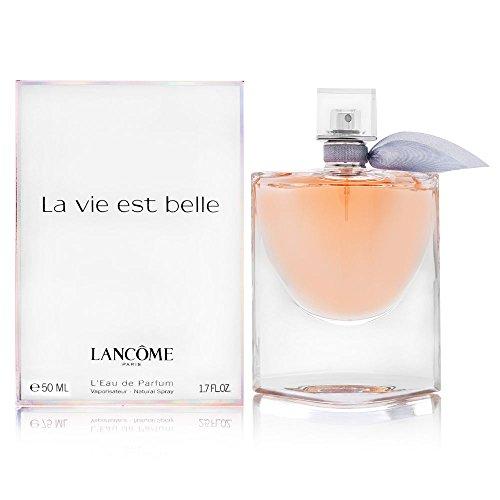 Lancome La Vie Est Belle Eau de Parfum Spray, 1.7 Ounce (Best Perfumes For Over 50)