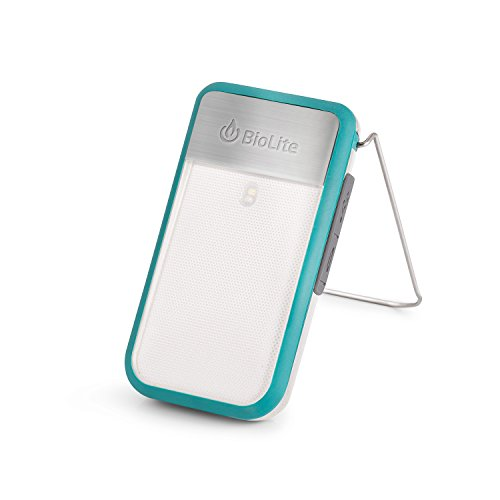 BioLite PowerLight Mini Wearable Light and Power Bank, Teal