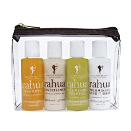 Rahua - Jet Setter Kit - 4 pieces (2 ounce sizes each) by Amazon Beauty