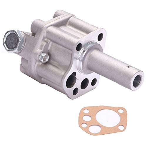 SCITOO Engine Components M90 028-0081 Oil Pump Fit 83-86 Nissan 720, 86-89 Nissan D21, 1984 Nissan Maxima, 1987 Nissan Pathfinder, 87-88 Nissan Van ()
