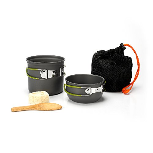 backpacking cook set - 9