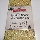 Tiberino's Real Italian Meals - Risotto ''Amalfi'' with orange zest