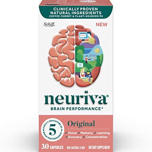 Brain Support Supplement Neuriva