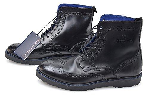 scarpe Uomo TRUSSARDI JEANS by trsardi pelle lucida