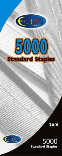 Full Strip Standard Office Staples, 5,000/Box 60 pcs sku# 1281389MA by DDI (Image #1)