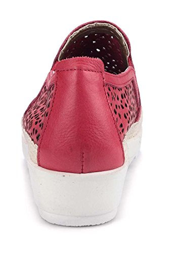 Femme Chaussure Cherry Call Rouge Flexx The Me wBIvtq