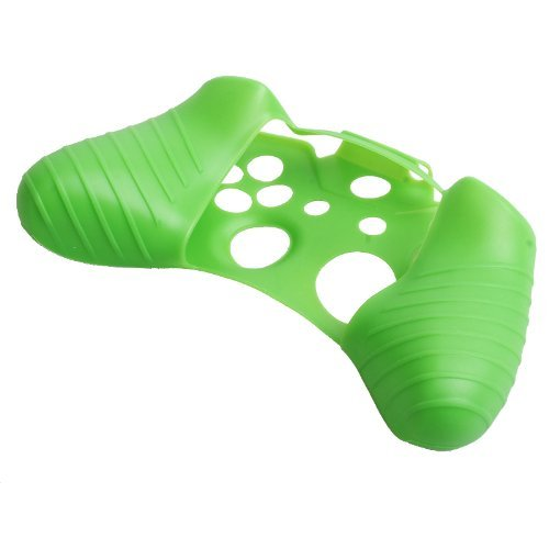 O'plaza®silicone Skin Case Compatible with Microsoft Xbox One Controller,green