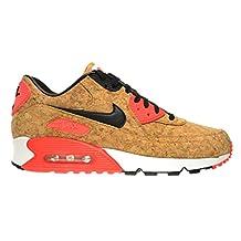 "Nike Air Max 90 Anniversary ""Cork"" Men's Shoes Bronze/Black-Infrared-White 725235-706"