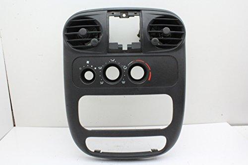 00-05 Dodge Neon Radio Climate Temperature Control Center Dash Bezel Trim ()
