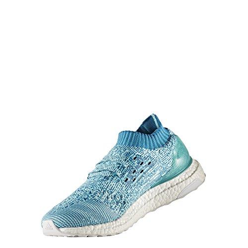 Uncaged Chaussures De blanc W petmis Bleu Running Ultraboost Femme aquene Multicolore ftwbla Adidas qgz5tn