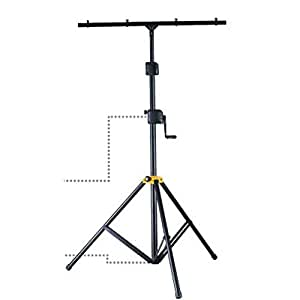 Amazon Com Hercules Ls700b Crank Up Lighting Stand