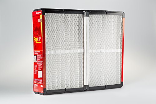 Honeywell POPUP2200, 20 x 25 x 6 inches - MERV 11 Replacement Filter for Aprilaire, Space-Gard (Air Filter 21 X 25 X 1 compare prices)
