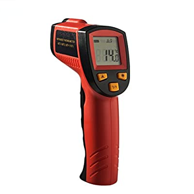 Liger - Infrared Thermometer Temperature Gun Non-Contact Digital Laser, for Home and Industrial use