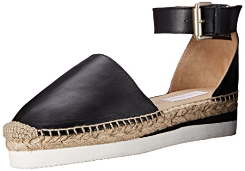 See By Chloe Women's Platform Sandal, Black, 8 M US
