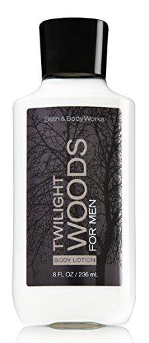 Bain & Body Works Twilight Woods pour hommes 8 Fl Oz Body Lotion