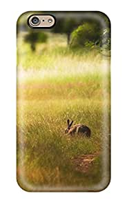 WHedorR6832QNCLK Rabbit Fashion Tpu 6 Case Cover For Iphone