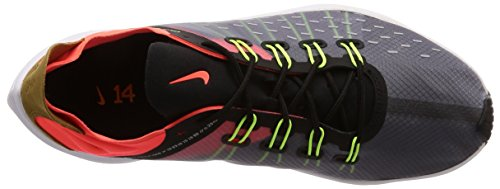 total black Exp Nike Hombre Grey dark 001 Multicolor Para volt x14 Zapatillas Crimson g8xxwqdYp