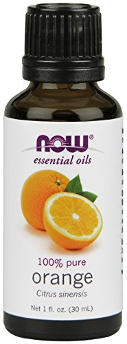 Now Foods Orange Oil Ounce