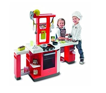 Charming Smoby 24553 Loft Kitchen