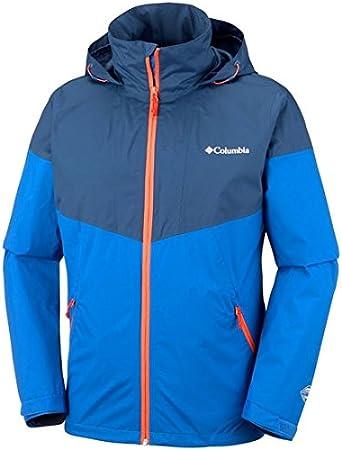 Columbia Inner Limits Jacket Chaqueta Impermeable Hombre Aislamiento t/érmico sint/ético Hi-Loft