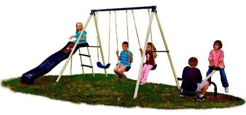 Flexible Flyer 'Triple Fun'  Swing Set