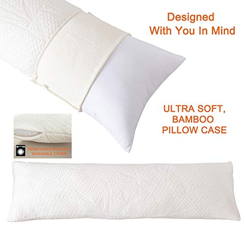 Decroom Memory Fiber Full Body Pillow