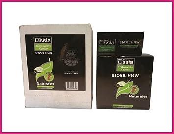 Amazon.com : LISSIA BIOSIL COMIDA PARA EL CABELLO - TRATAMIENTO PARA EL CABELLO DAÑADO -SECO - AYUDA AL CRECIMIENTO DEL CABELLO (Lissia 3 oz) : Beauty