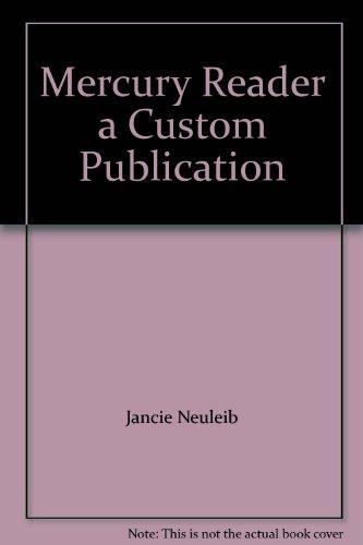 Mercury Reader a custom publication