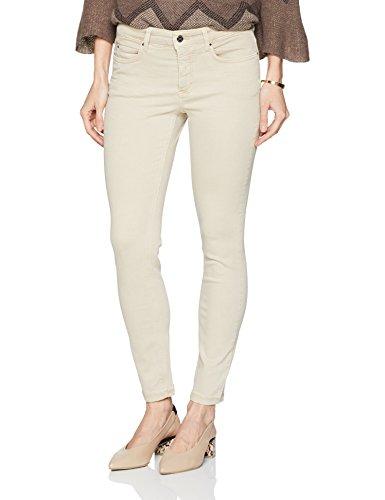 Mac Jeans - Jean Slim - Skinny - Uni Femme - Beige - W42