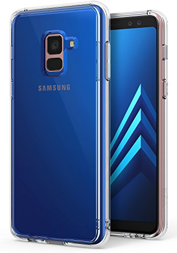 Samsung Galaxy A8 Plus 2018 Case, Ringke [FUSION]...