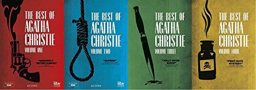 Best of Agatha Christie Volumes 1-4