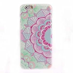 XB-Elegant Lovely Flower Design Hard Case for iPhone 6