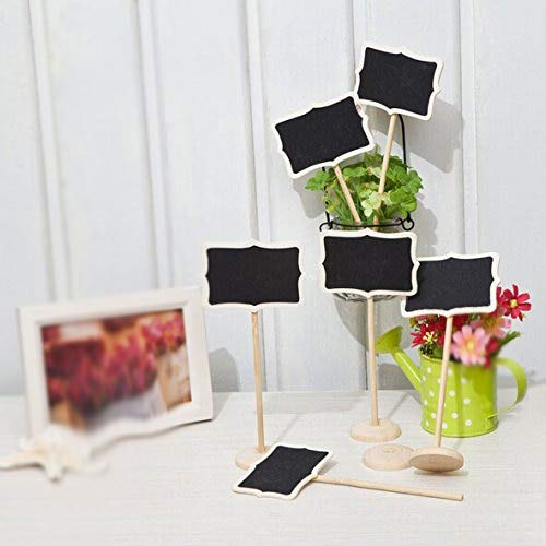 Lot Lot - Nocm Lot Of 12 Brand Seater Slate Shaped Rectangle Marker Plants With Foot - Aprons Moldavite Brushes Postage Enamel Polish Candles Small Spinners Eyelashes Studs Friendship Volleybal