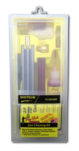 Pro Cleaning Kit (Pro-Shot 12 Gauge Shotgun Box Cleaning Kit)