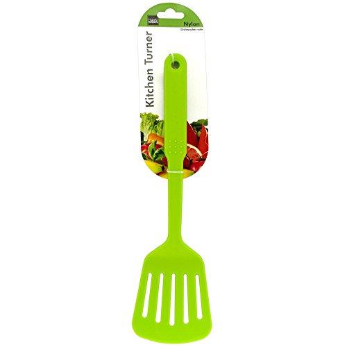 Colorful nylon scanalato spatula-12confezione